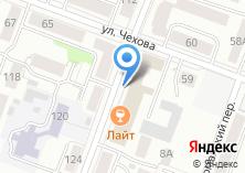 Компания «Серебряная подкова» на карте