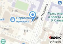 Компания «Телефоны» на карте