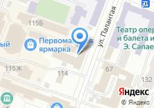 Компания «Коробейники» на карте