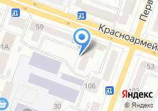 Компания «Домоуправление №181» на карте