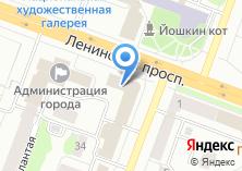 Компания «Независимый Эксперт» на карте