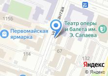 Компания «Марийская энергосбытовая компания» на карте