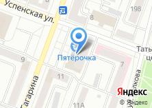 Компания «ЧайОк & КофеОк» на карте