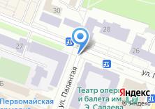 Компания «Гослото» на карте