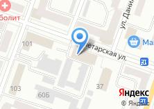 Компания «Элмет» на карте