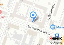 Компания «Андрей Мокеев» на карте