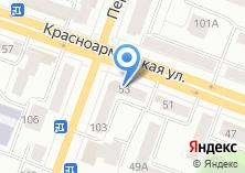 Компания «Молодёжка» на карте