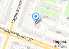 Компания «Интурист-Йошкар-Ола» на карте
