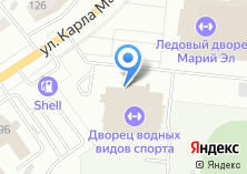 Компания «СДЮСШОР по плаванию» на карте