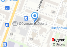 Компания «Бризер-М» на карте