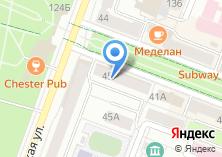 Компания «Поликлиника №1 г. Йошкар-Олы» на карте