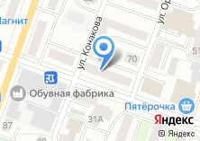 Компания «Дачные-садовые товары» на карте