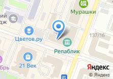 Компания «Домоуправление №77» на карте