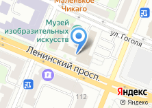 Компания «Смарт-Сервис+» на карте