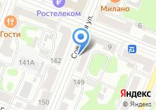 Компания «Родео Джинс» на карте