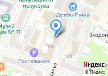 Компания «Российские Окна» на карте