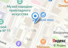 Компания «Ларгу» на карте