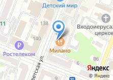Компания «Ок`онный дизайн» на карте