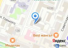 Компания «Пожарная часть №13» на карте