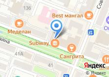 Компания «Сервис+» на карте