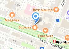 Компания «Кухни и кухоньки» на карте