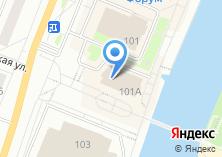 Компания «Глоринал Груп» на карте