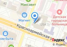 Компания «БРОКЕРС» на карте