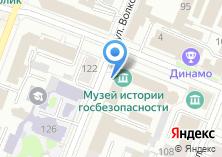 Компания «Управление ФСБ России по Республике Марий Эл» на карте