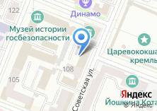 Компания «Новые системы Телеком» на карте