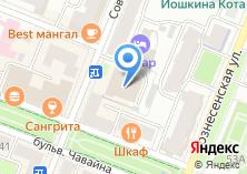 Компания «БАР-КАЛЬЯННАЯ БУХАРЕСТ» на карте