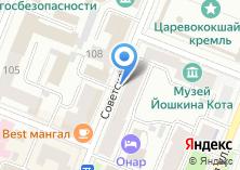 Компания «Русский размер» на карте