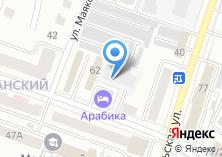 Компания «МариСтройСтандарт» на карте