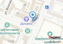 Компания «Отдел обработки» на карте