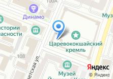 Компания «Часовня Покрова Пресвятой Богородицы» на карте