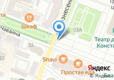 Компания «YolaModa» на карте