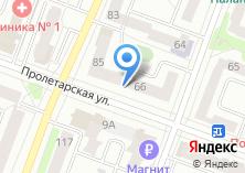 Компания «Магазин канцтоваров и книг» на карте