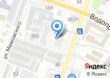 Компания «Магазин строительно-отделочных материалов» на карте