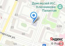 Компания «Мировые судьи г. Йошкар-Олы» на карте