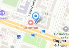 Компания «Говоруша» на карте
