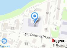 Компания «Детский сад №66 Рябинушка» на карте