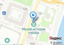 Компания «Музей истории г. Йошкар-Олы» на карте