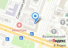 Компания «ТЭБиР Техникум экономики» на карте