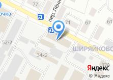 Компания «ТехЦентр ДВС» на карте