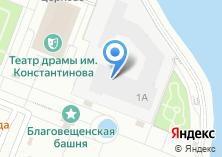 Компания «Строящееся административное здание по ул. Никонова площадь» на карте