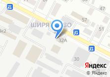Компания «Газпром межрегионгаз Йошкар-Ола» на карте