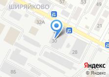 Компания «АвтоСнабжение» на карте