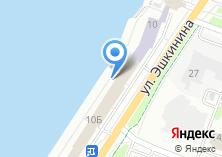 Компания «Поволжский визовый центр» на карте