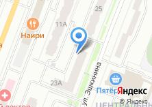 Компания «Регионгарант» на карте