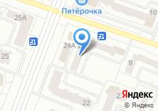 Компания «МоёДитё» на карте