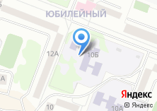 Компания «Детский сад №11 Гнездышко» на карте